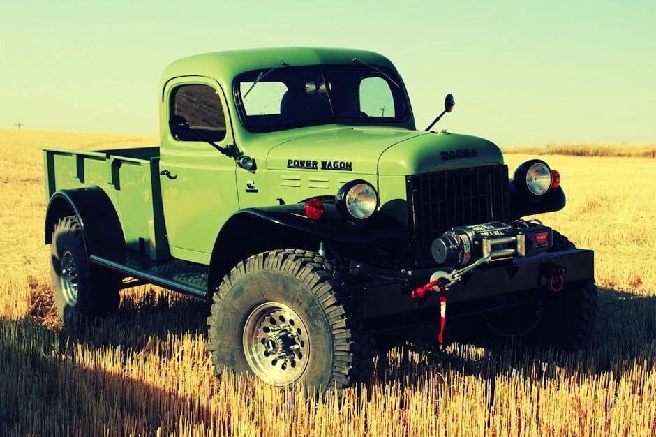 Dodge Power Wagon by Legacy Classic Trucks Dodge Power Wagon by Legacy Classic Trucks