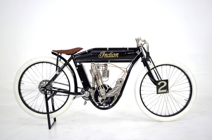 Indian Board Track Racers 740x490 1911 Indian Board Track Racer