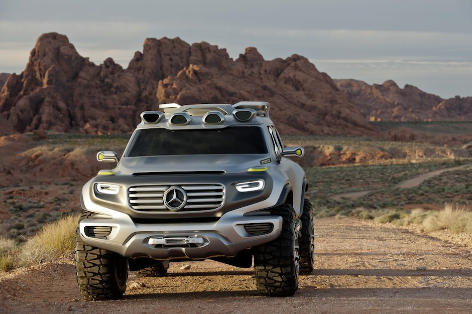 Mercedes-Benz Ener-G-Force Concept 2
