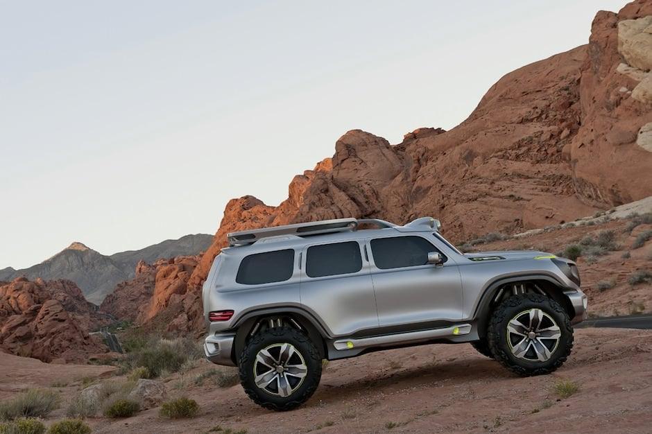 Mercedes-Benz Ener-G-Force Concept 4