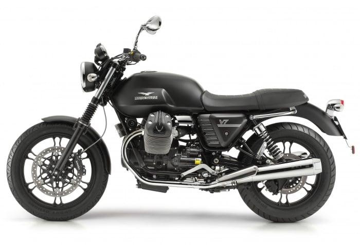 Moto Guzz V7 Stone 1
