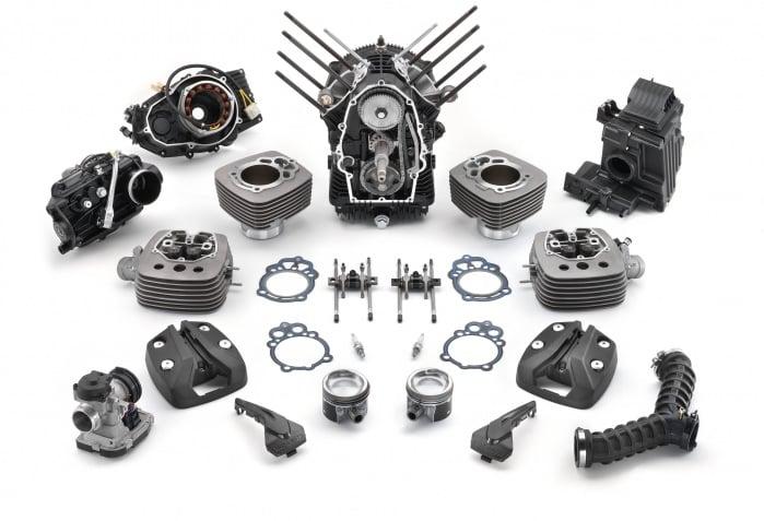 Moto Guzz V7 Stone Engine