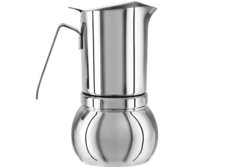 Stovetop Espresso Maker 450x330 - Stella Lucido Stovetop Espresso Maker