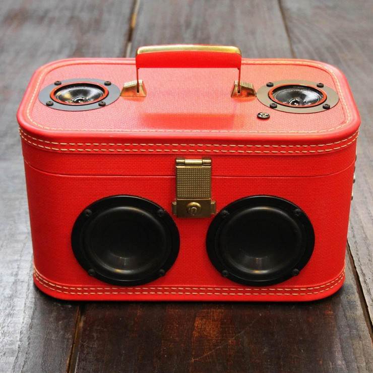 Suitcase Stereo 740x740 Retro Suitcase Stereo by Curious Provisions