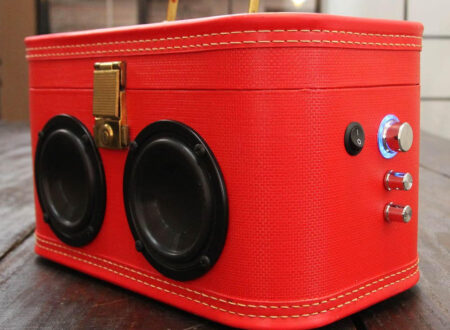 Suitcase Stereo Curious Provisions 450x330 - Retro Suitcase Stereo by Curious Provisions