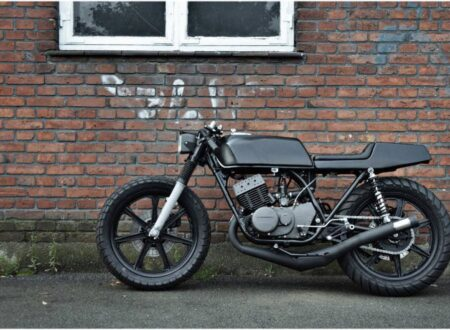 Yamaha RD 400 450x330 - Yamaha RD 400 by The Wrenchmonkees