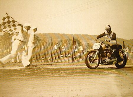 harley davidson flat track racing 450x330 - Checkered Flag #98