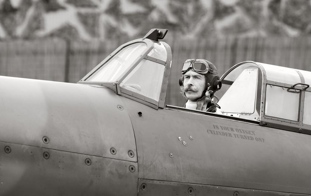 hurricane pilot