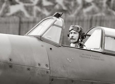 hurricane pilot 450x330 - Tally Ho