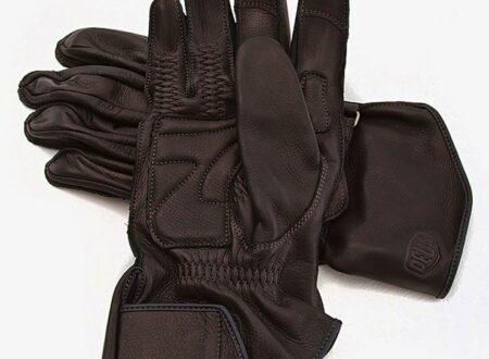 motorcycle gloves 450x330 - Motorcycle Gloves by Deus Ex Machina