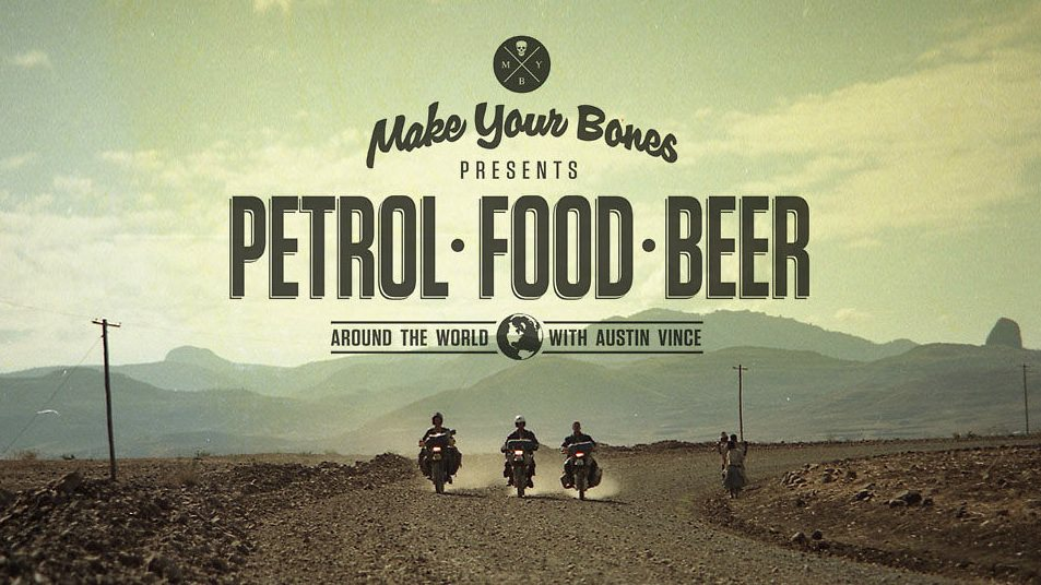petrol food beer film