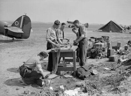 world war 2 ground crew 450x330