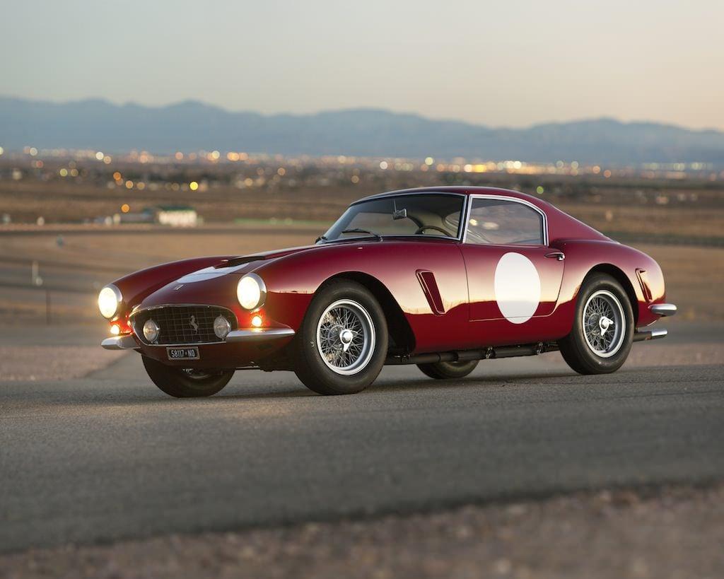 1960 Ferrari 250 Gt Berlinetta Competizione 3 800 000 Usd