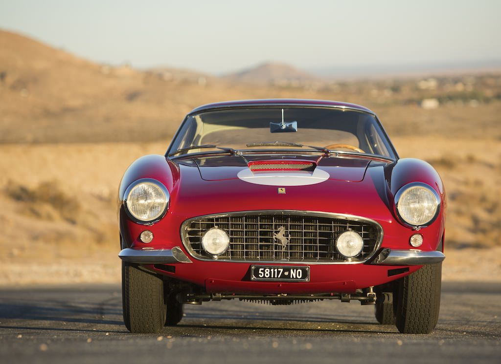 1960 Ferrari 250 GT Berlinetta Competizione 8