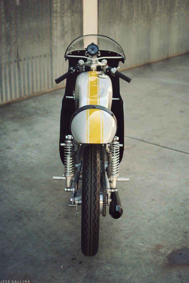 1965 Ducati 250 Mach 1 2