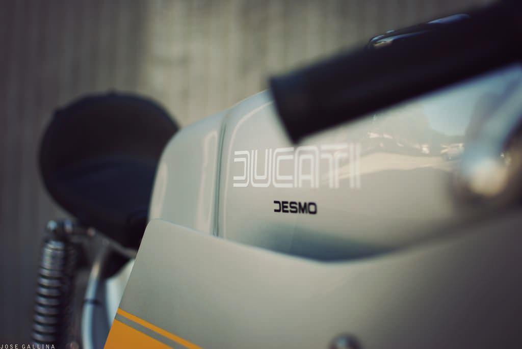 1965 Ducati 250 Mach 1 4