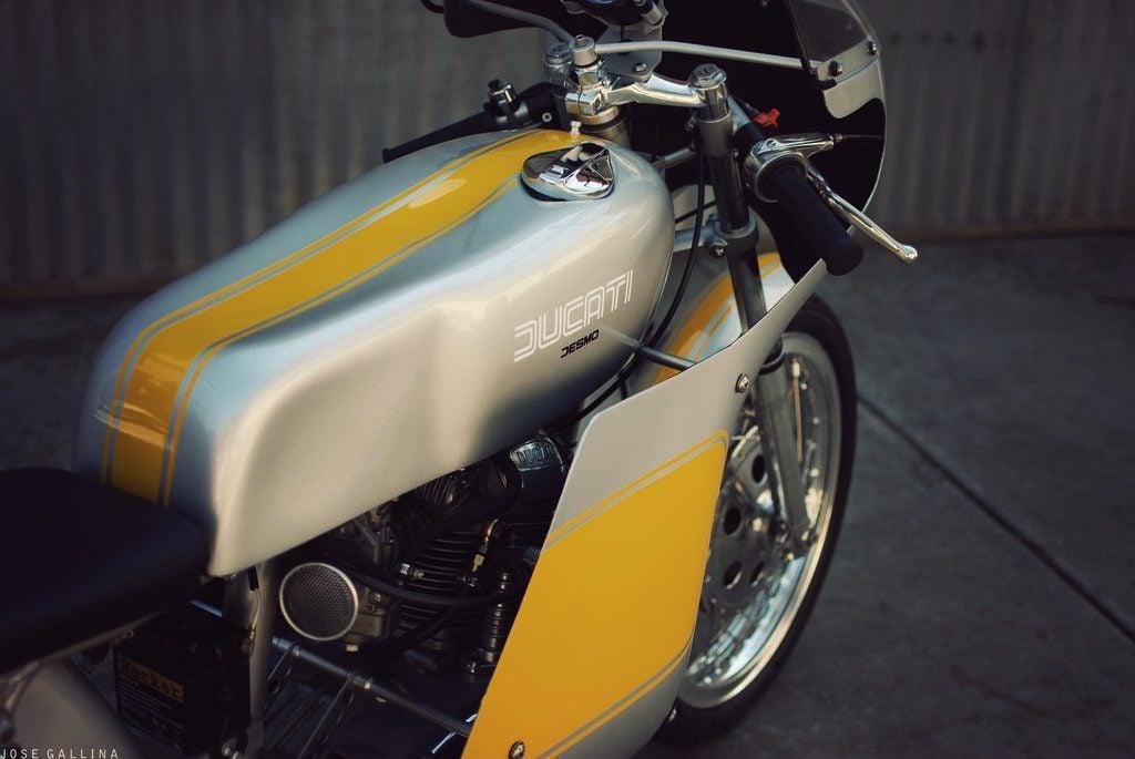 1965 Ducati 250 Mach 1 5