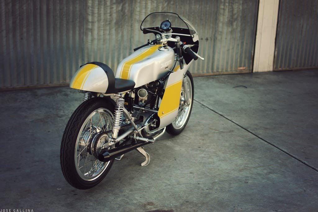 1965 Ducati 250 Mach 1 6