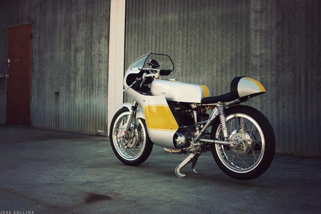 1965 Ducati 250 Mach 1 1965 Ducati 250 Mach 1