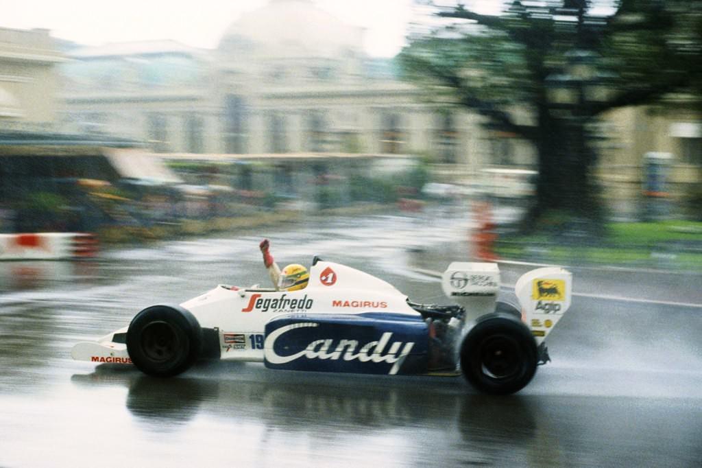 1984 Monaco Formula 1 Grand Prix