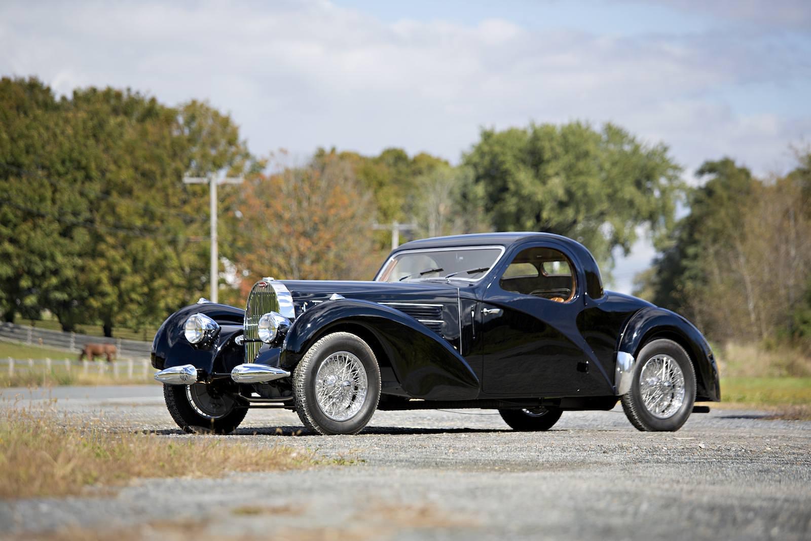 Bugatti 57C Atalante 2 1938 Bugatti 57C Atalante