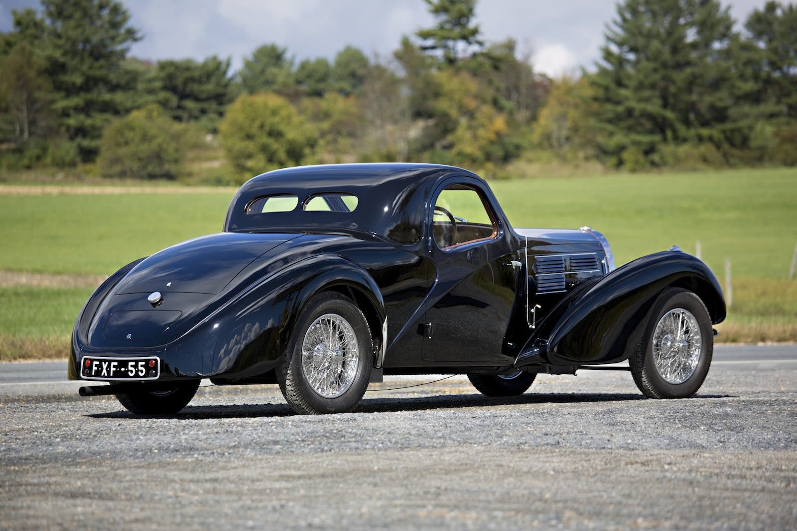 Bugatti 57C Atalante 3 1938 Bugatti 57C Atalante