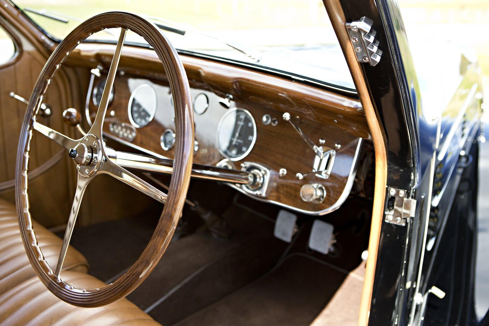 Bugatti 57C Atalante 4 1938 Bugatti 57C Atalante