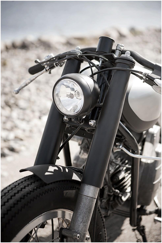 Moto Guzzi Falcone 2