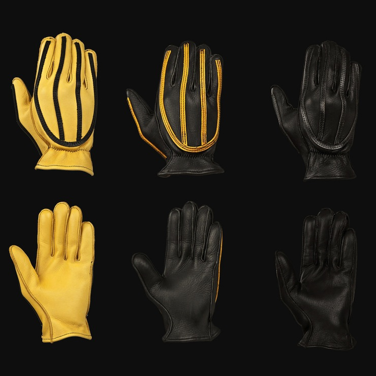 VMX Motorcycle Gloves