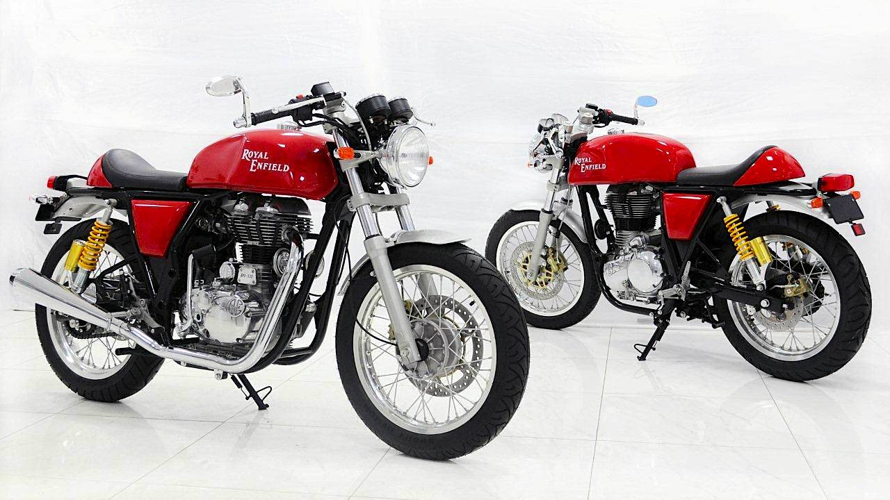 Royal Enfield Cafe Racer Royal Enfield 535 Cafe Racer