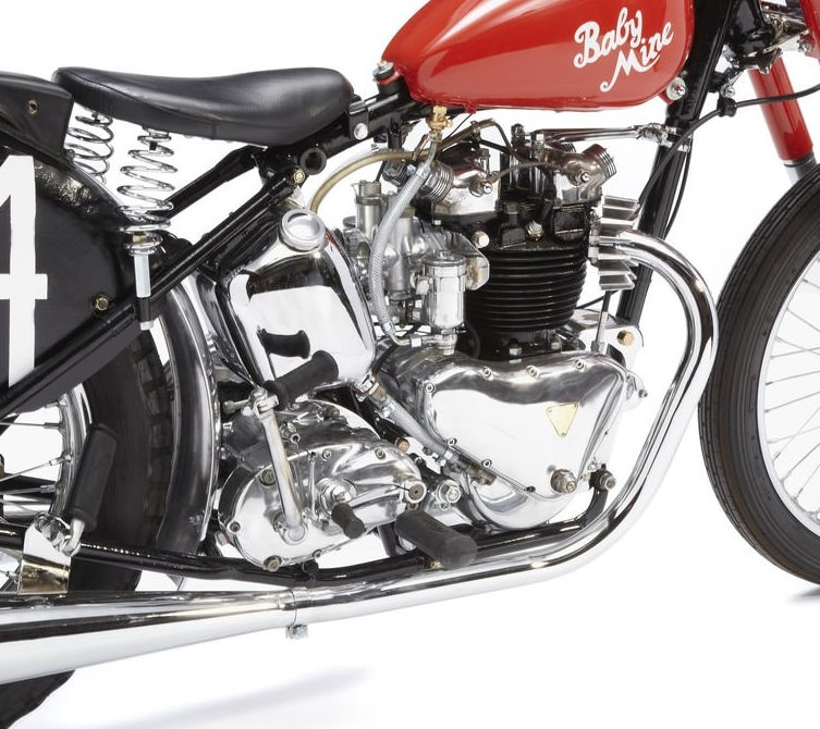 Triumph Thunderbird 650 Baby Mine Dragbike  1