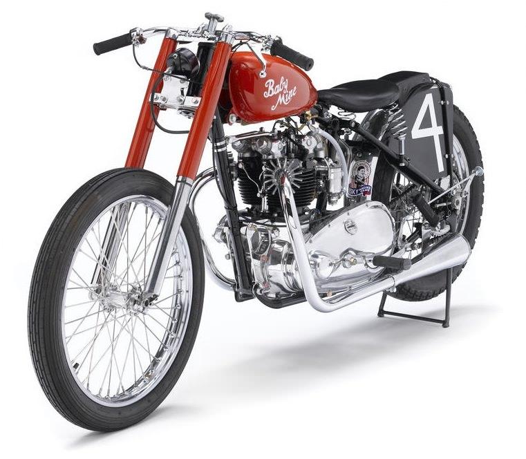 Triumph Thunderbird 650 Baby Mine Dragbike  4