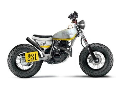 Yamaha TW200 Custom