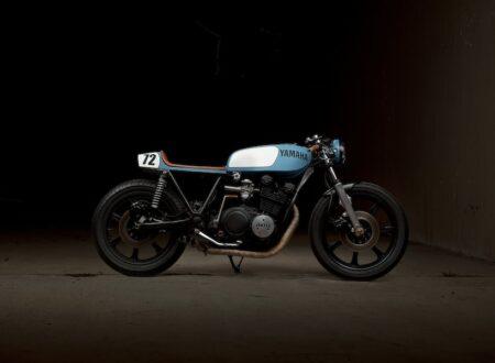 Yamaha XS750 Cafe Racer 450x330 - Yamaha XS750 Cafe Racer by Ugly Motorbikes