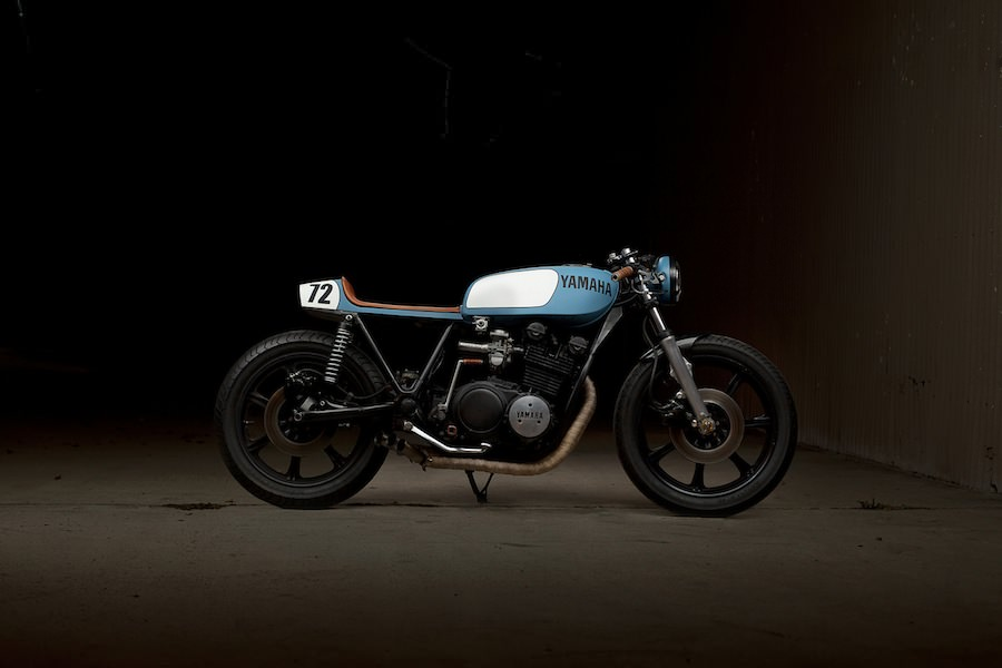 Cafe Racer Motorcycle San Diego
