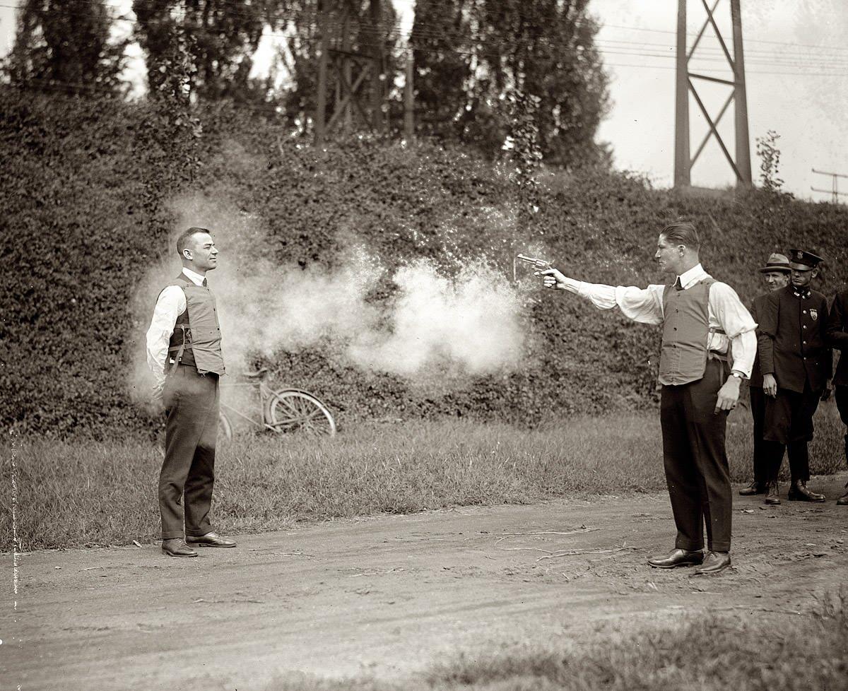 bullet proof vest testing Bullet Proof Vest Testing