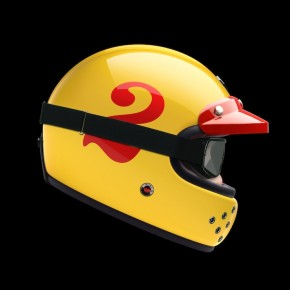 Ruby Castel Full Face Helmet