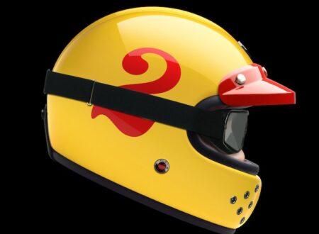 castel helmet 450x330 - Ruby Castel Full Face Helmet