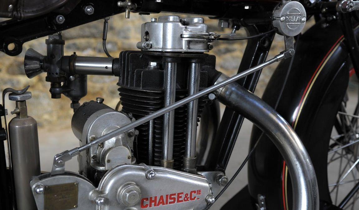 1930 Dollar 350cc S3 Motorcycles