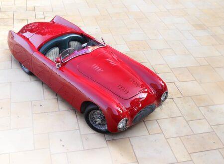 1947 Cisitalia 202 Spider Nuvolari 01 450x330 - Cisitalia 202 SMM Spider Nuvolari