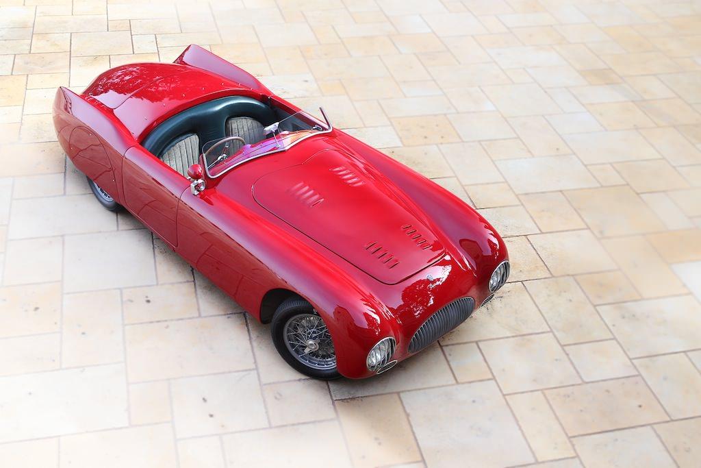 1947 Cisitalia 202 Spider Nuvolari 01 Cisitalia 202 SMM Spider Nuvolari