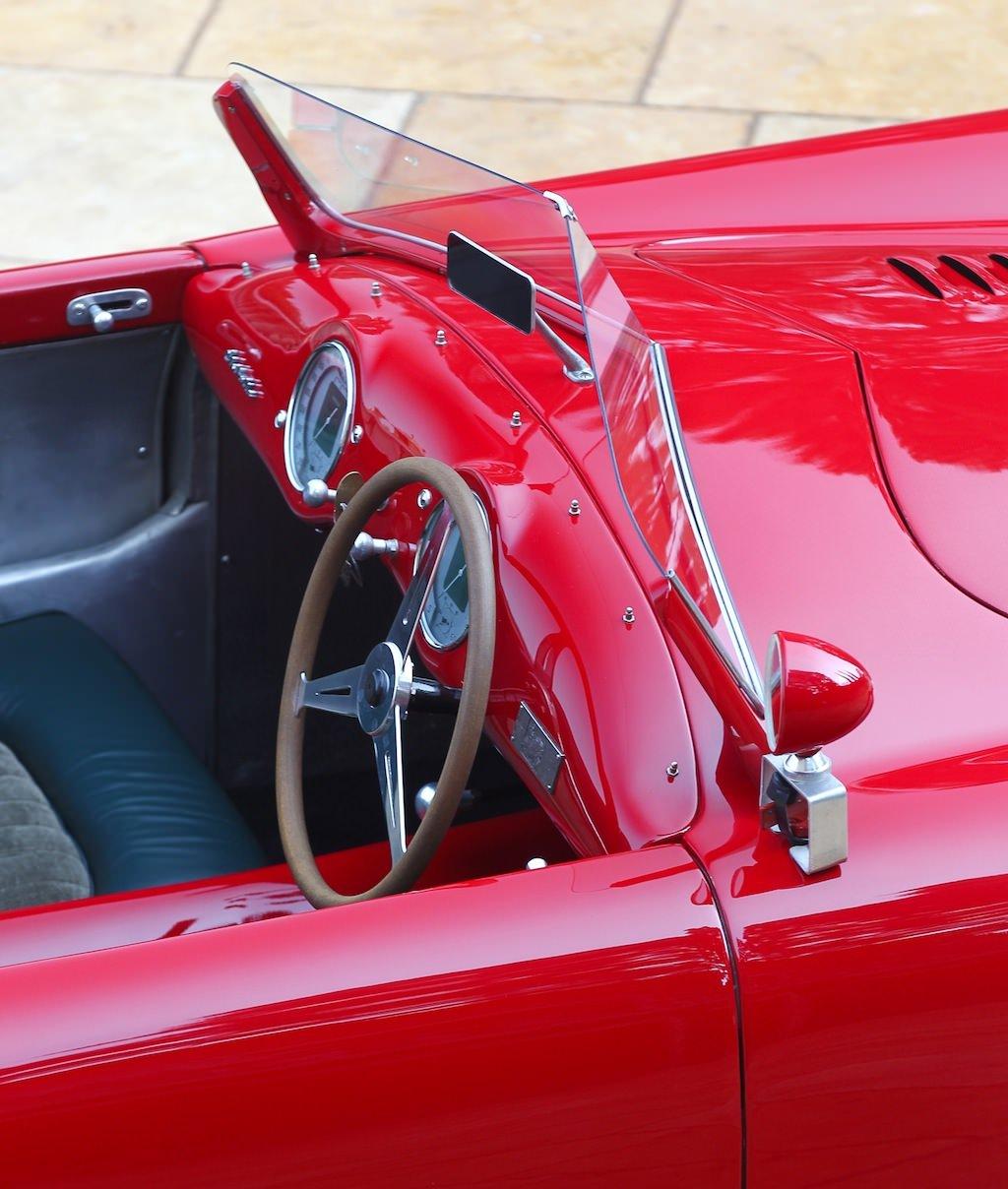 1947 Cisitalia 202 Spider Nuvolari 43 Cisitalia 202 SMM Spider Nuvolari