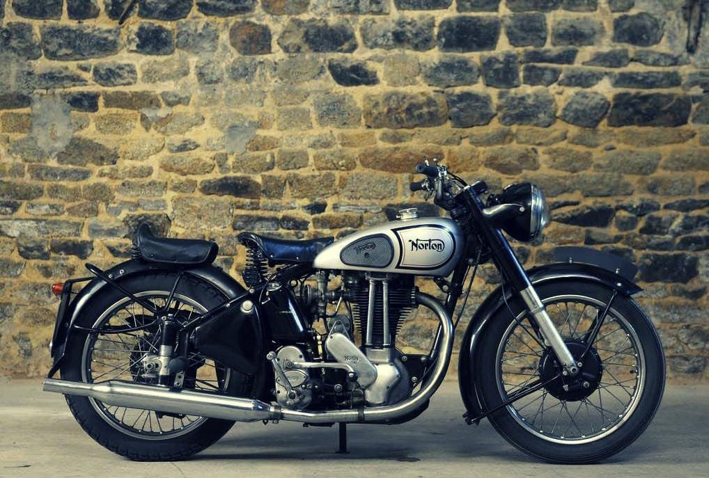 1948 Norton 490cc ES2