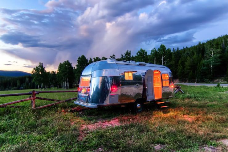 1954 Airstream Flying Cloud 4
