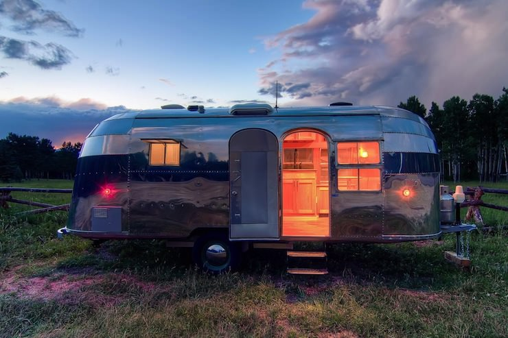 1954 Airstream Flying Cloud 5