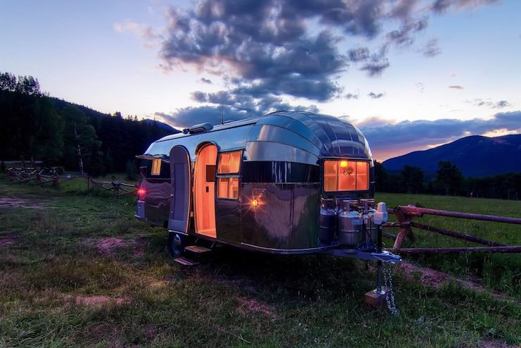 1954 Airstream Flying Cloud 6