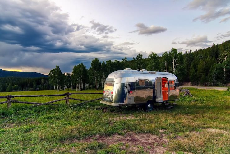 1954 Airstream Flying Cloud 7