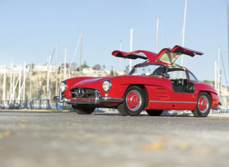 1955 Mercedes-Benz 300SL Gullwing 2