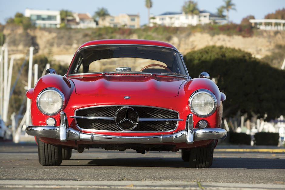 1955 Mercedes-Benz 300SL Gullwing 4