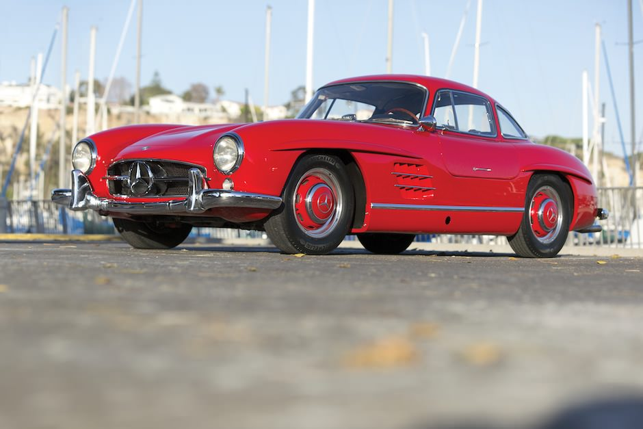 1955 Mercedes Benz 300SL Gullwing 6 1955 Mercedes Benz 300SL Gullwing